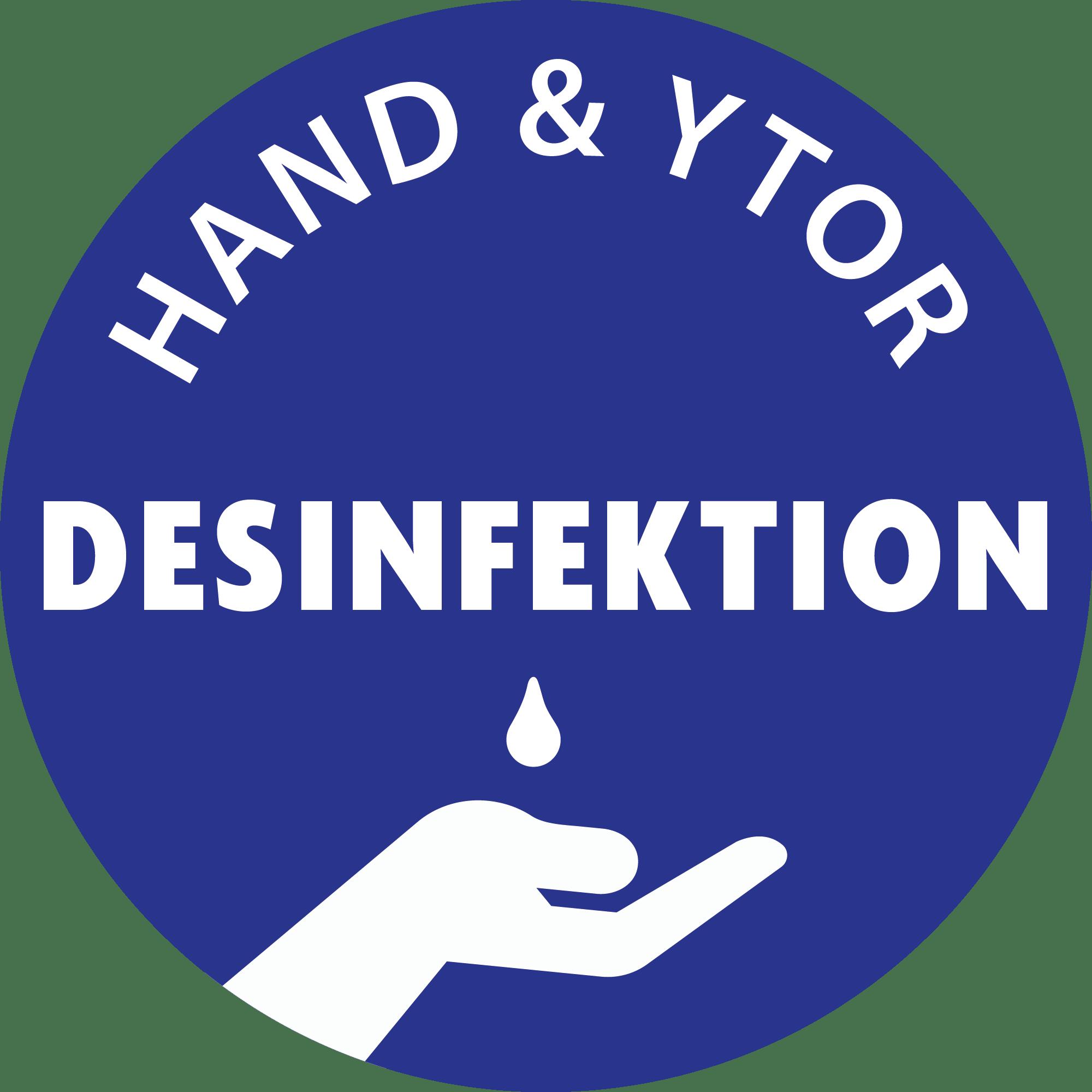 Desinfektion